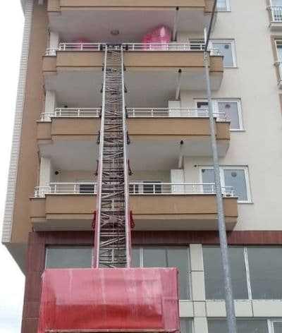 Asansörlü Evden Eve Taşımacılık